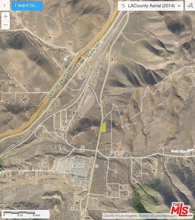 VAC/ANGELES FOREST HWY/V Drive, Acton in Los Angeles County, CA 93510 Home for Sale