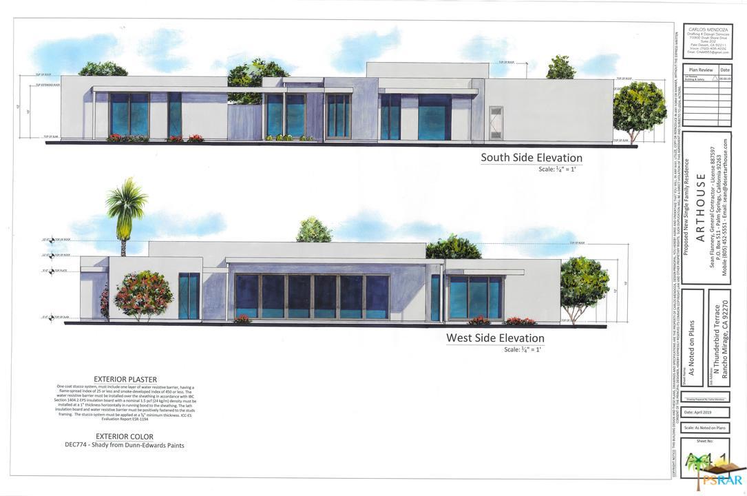 12775 West THUNDERBIRD TERRACE, Rancho Mirage, California