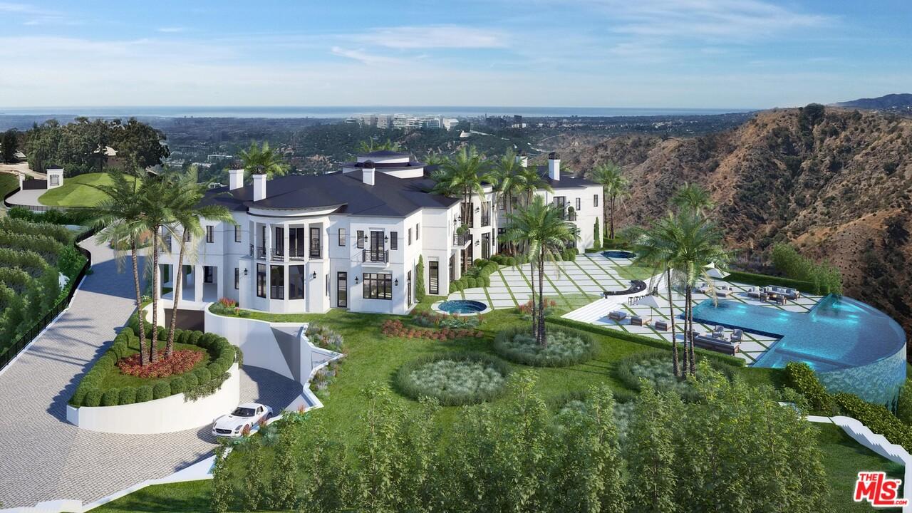 1400 DR Linda Flora, Beverly Glen, California