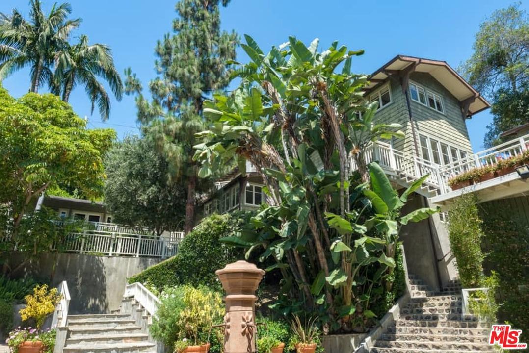 2209 CANYON Drive, Hollywood Hills, California