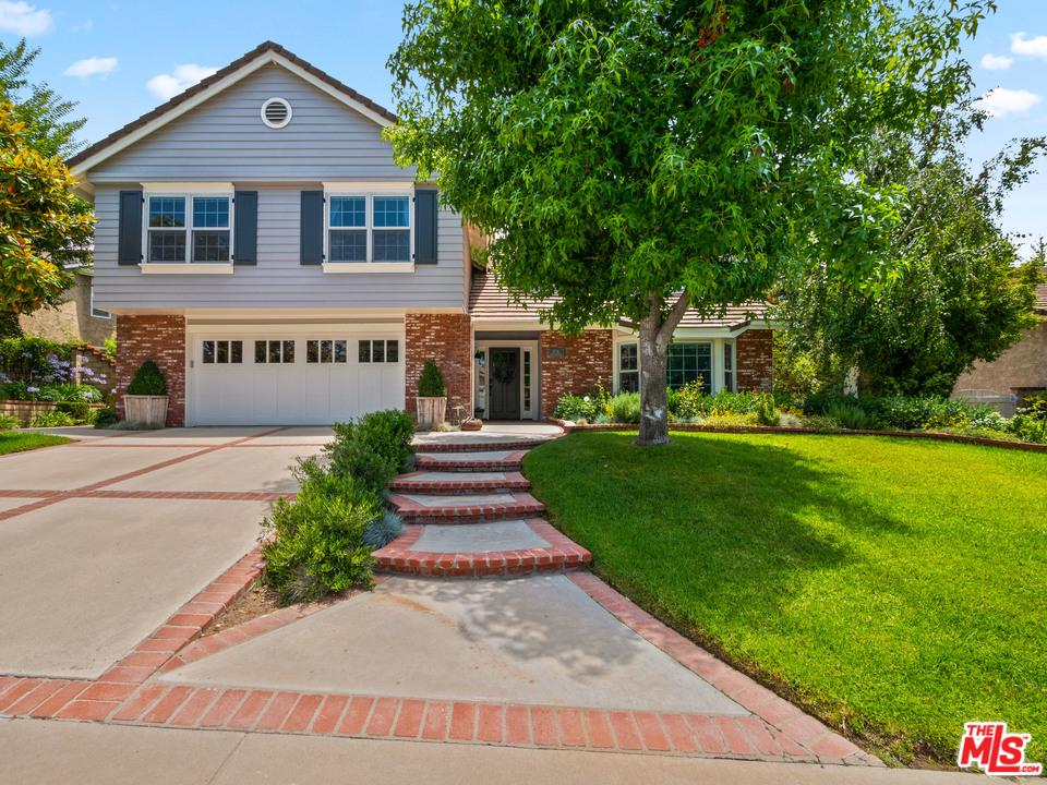 5756 GREEN MEADOW Drive, Agoura Hills, California