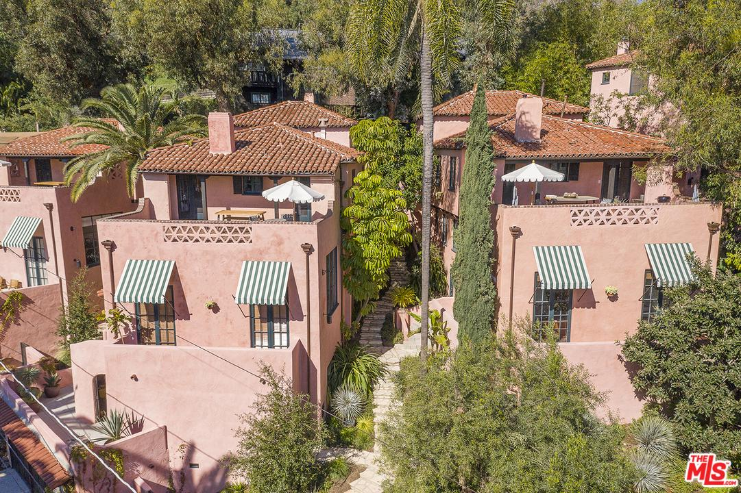 1901 ORCHID Avenue, Hollywood Hills, California