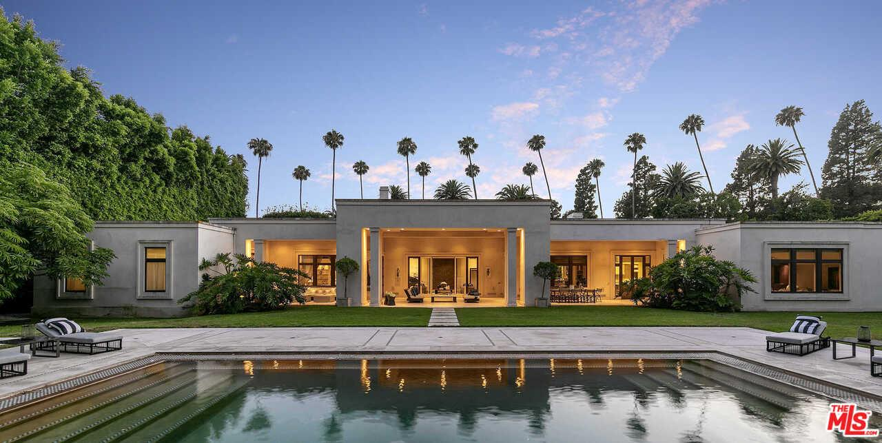 922 BENEDICT CANYON Drive, Beverly Hills PO, California