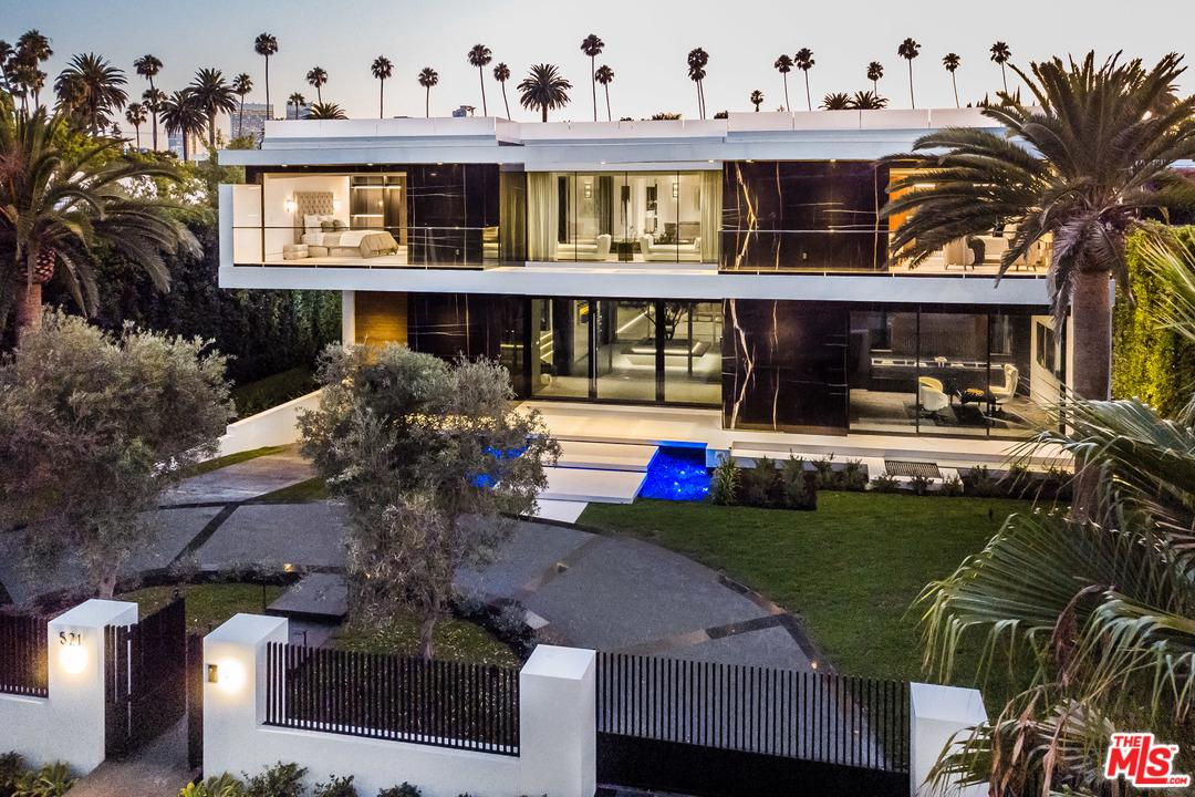 521 North CANON Drive, one of homes for sale in Beverly Hills PO
