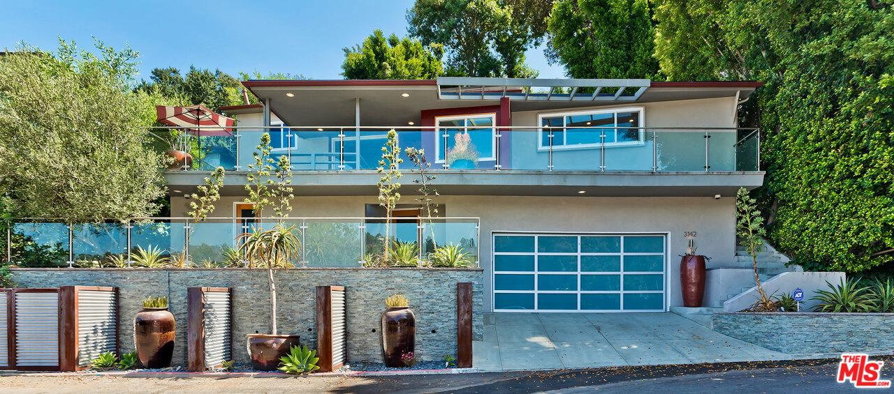 3142 HOLLYCREST Drive, Hollywood Hills in Los Angeles County, CA 90068 Home for Sale