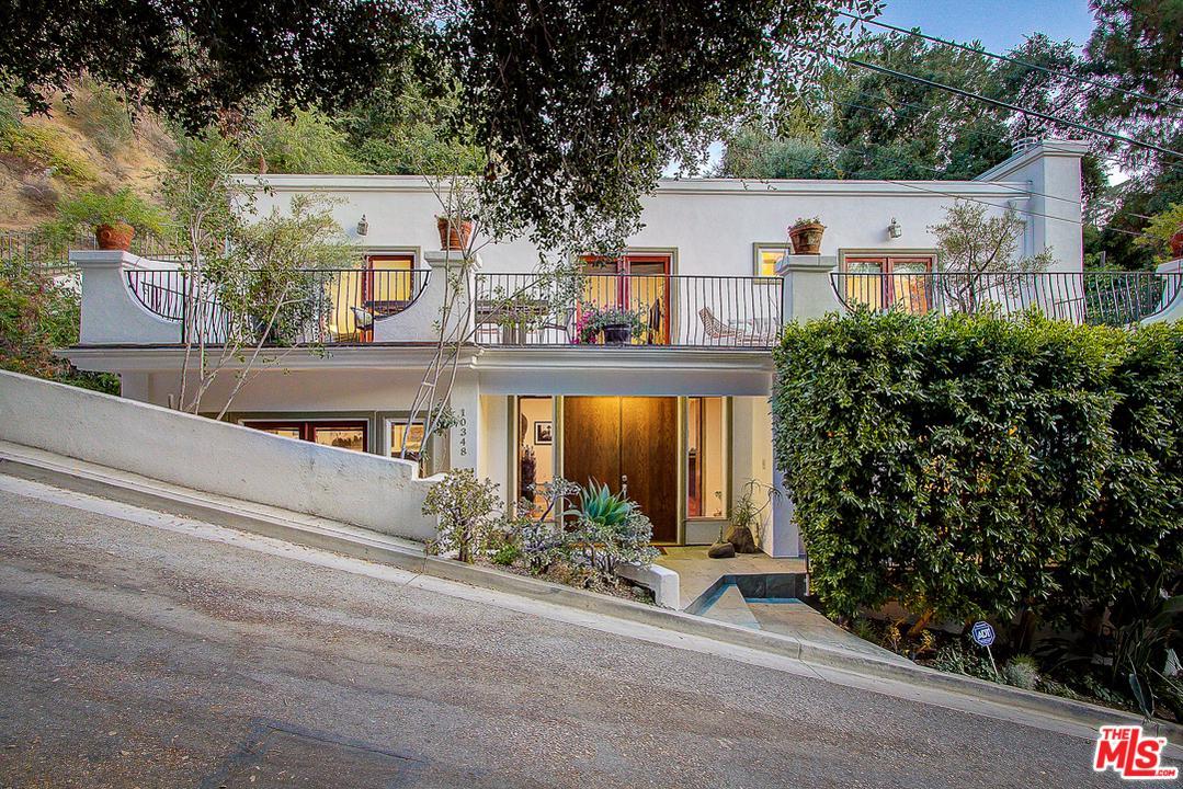 10348 CARIBOU Lane, Bel Air, California