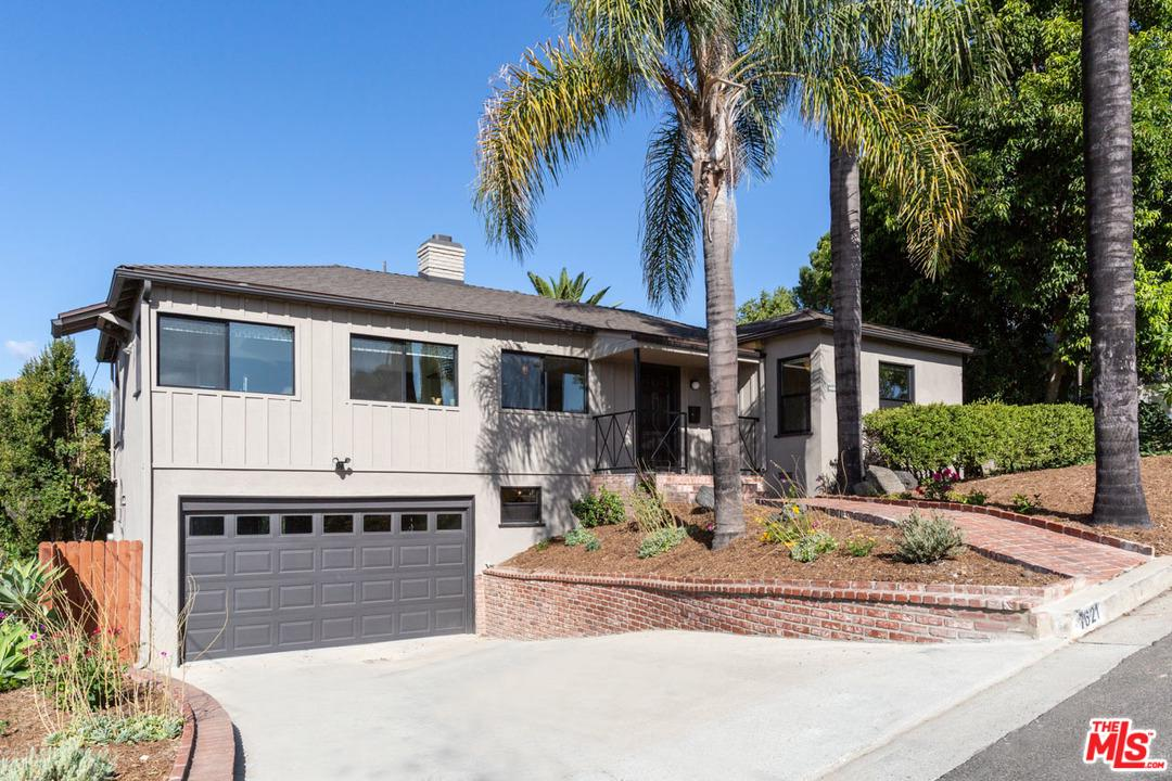 1621 LOMA CREST Street, Glendale in Los Angeles County, CA 91205 Home for Sale