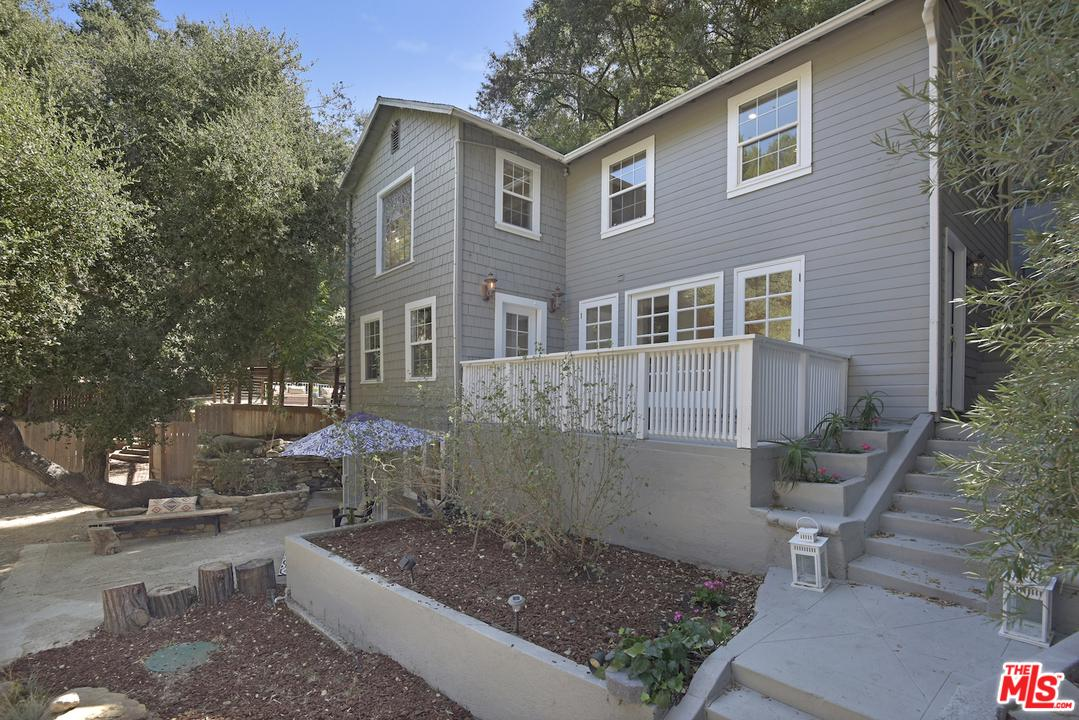 One of Topanga 5 Bedroom Homes for Sale at 20960 CHENEY Drive