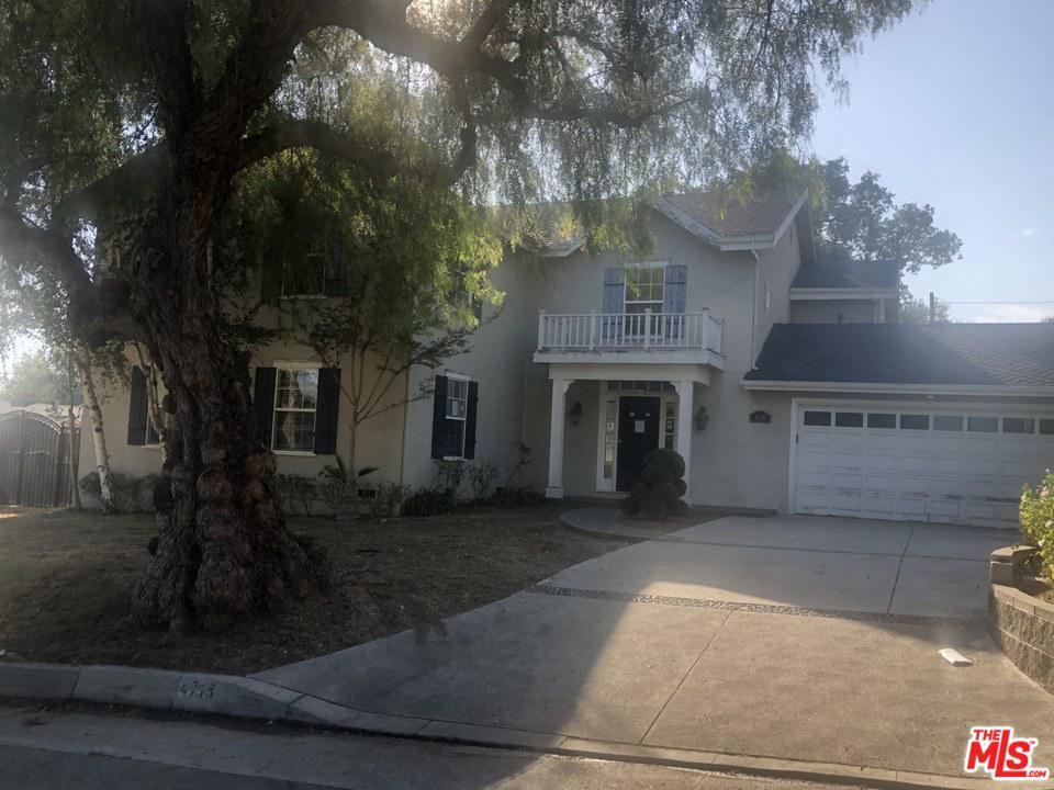 4715 HAYMAN Avenue, La Canada Flintridge, California