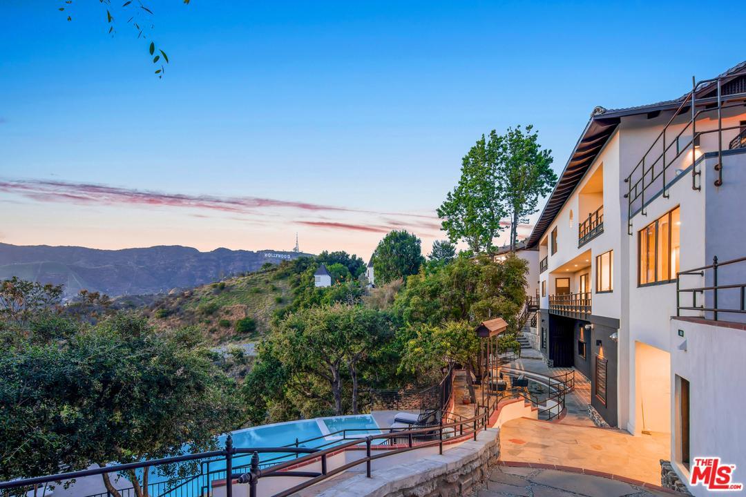 2831 DURAND Drive, Hollywood Hills, California