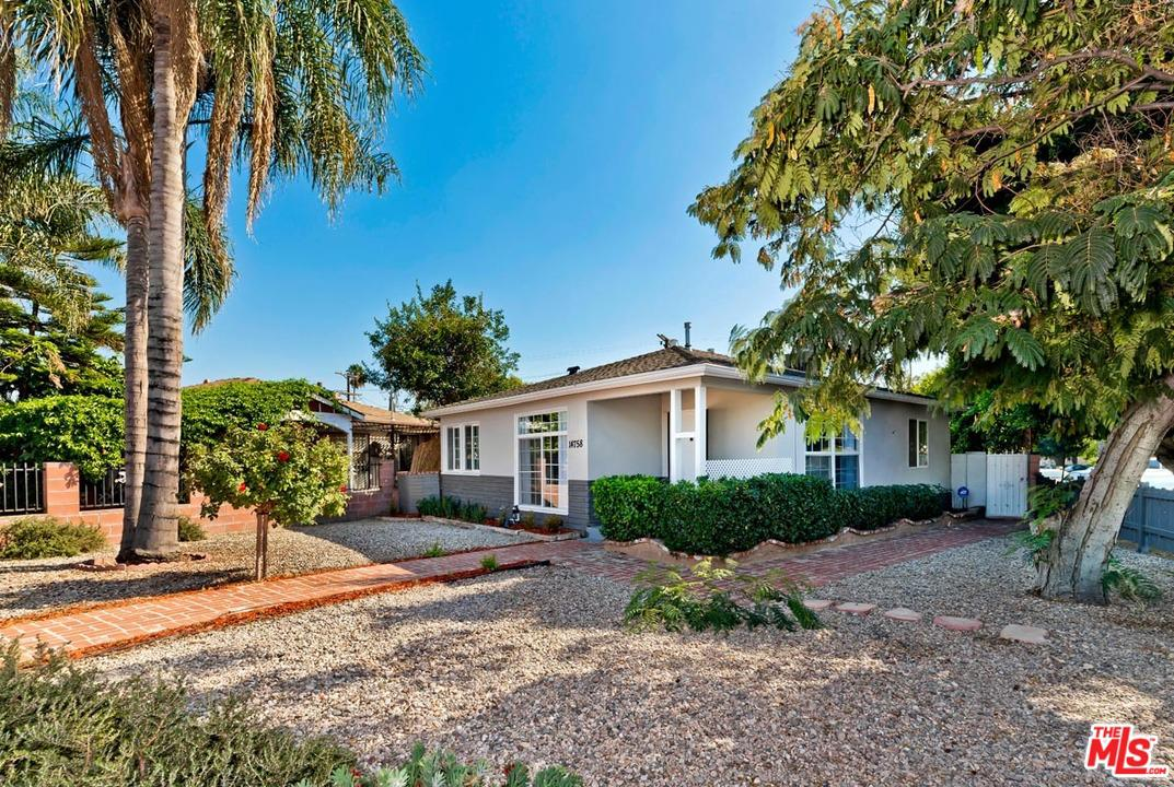 14758 SATICOY Street, Van Nuys in Los Angeles County, CA 91405 Home for Sale