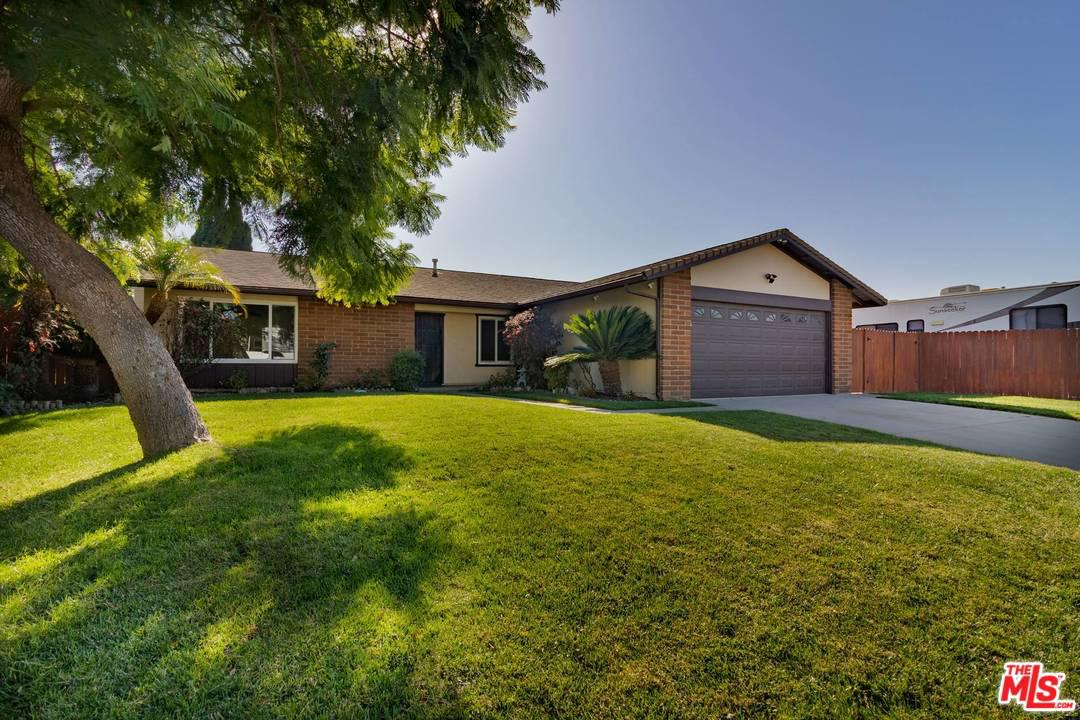 One of Van Nuys 4 Bedroom Homes for Sale at 4164 KNOBHILL Drive