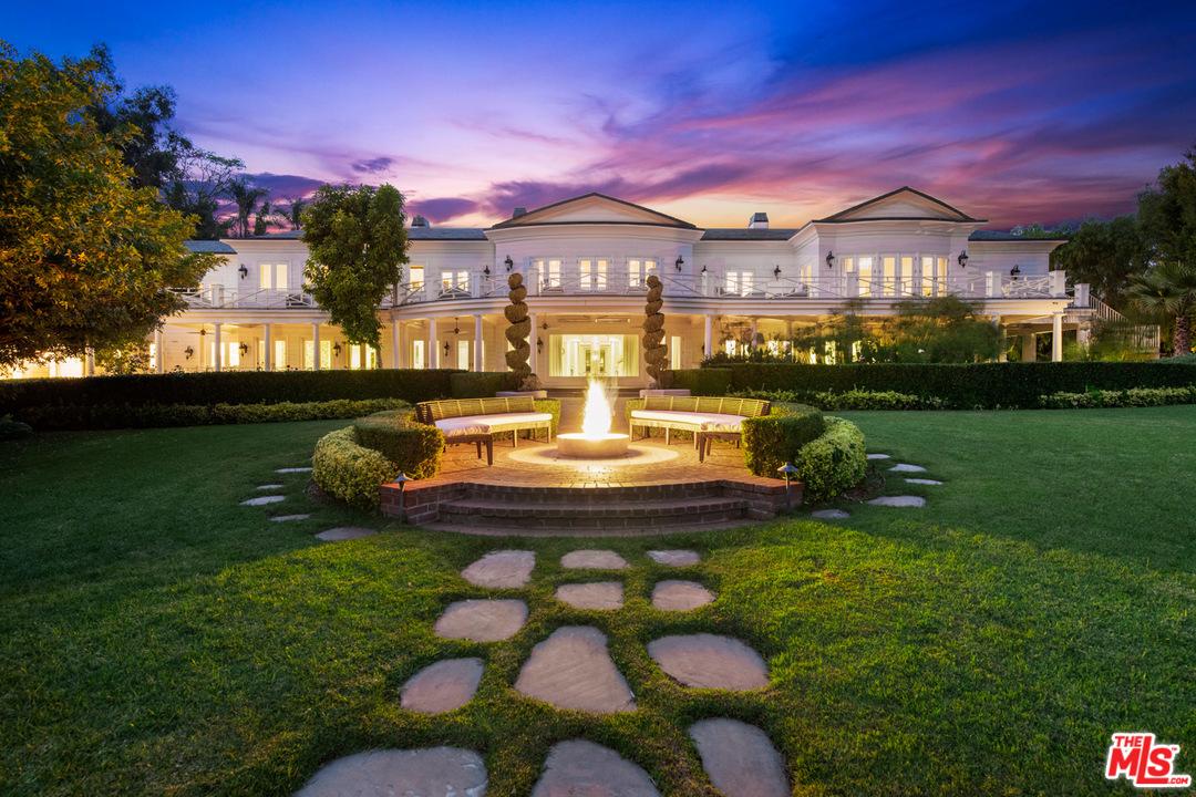 10250 West SUNSET, Beverly Glen, California