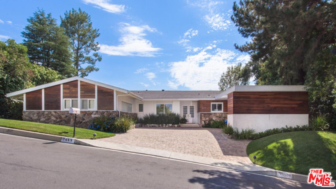 3669 ROYAL MEADOW Road, Van Nuys in Los Angeles County, CA 91403 Home for Sale