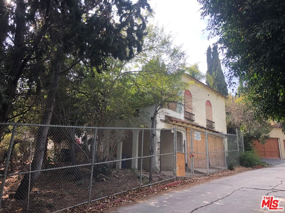 2307 North GOWER Street, Hollywood Hills in Los Angeles County, CA 90068 Home for Sale