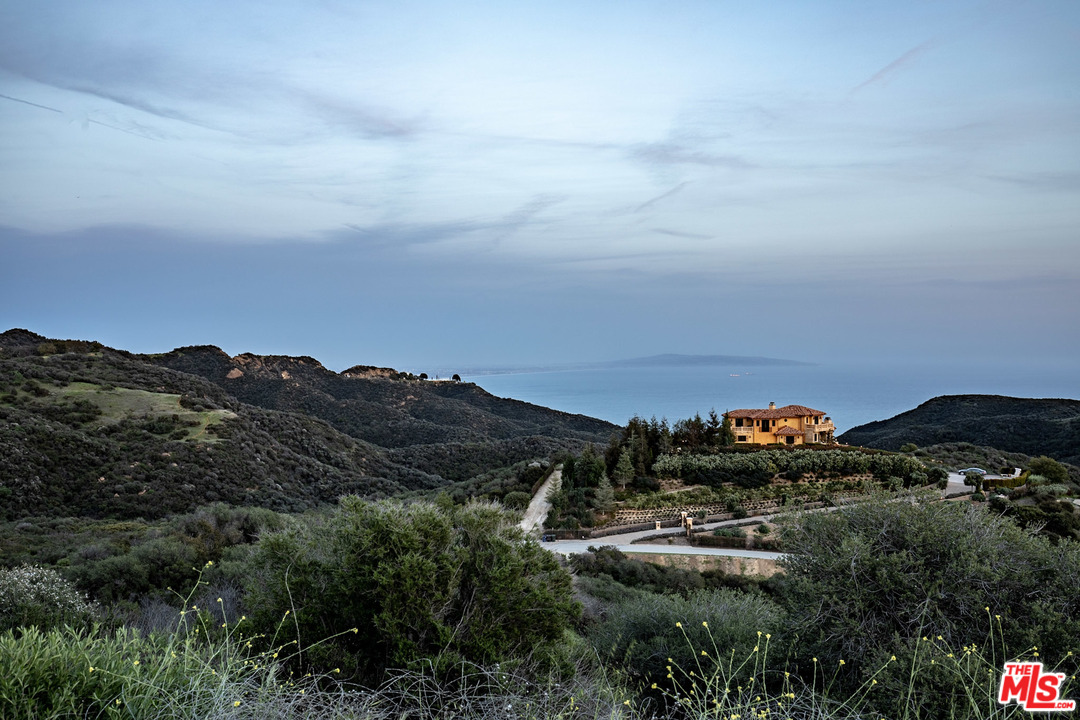 VISTA DEL MAR Road, one of homes for sale in Topanga