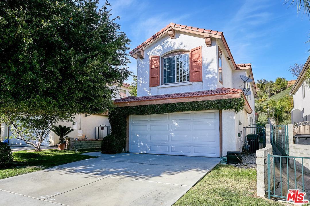 25745 HAMMET Circle, Stevenson Ranch, California