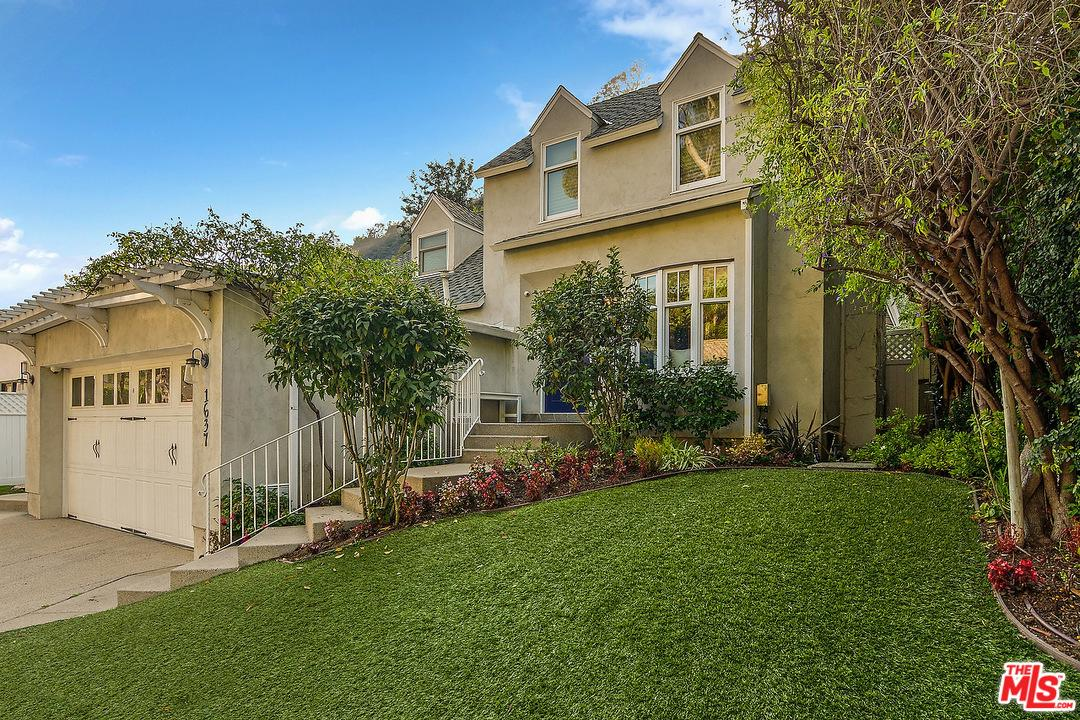 1637 North BEVERLY Drive, Beverly Hills, California