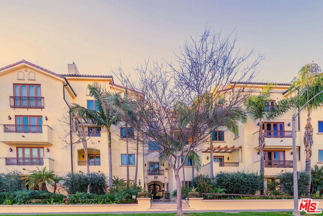 261 South REEVES Drive, Beverly Hills, California