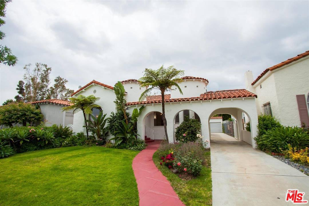217 South CLARK Drive, Beverly Hills in Los Angeles County, CA 90211 Home for Sale
