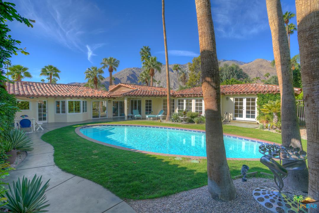 354 West Stevens Road Palm Springs, CA 92262