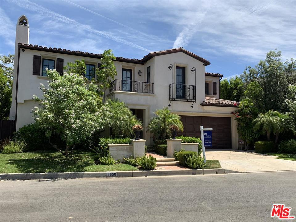 One of Bel Air 5 Bedroom Homes for Sale at 1950 LINDA FLORA Drive