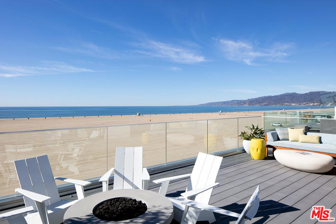 1347 PALISADES BEACH Road, Santa Monica, California 4 Bedroom as one of Homes & Land Real Estate