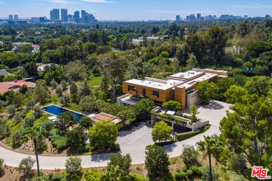North FOOTHILL Road, one of homes for sale in Beverly Hills