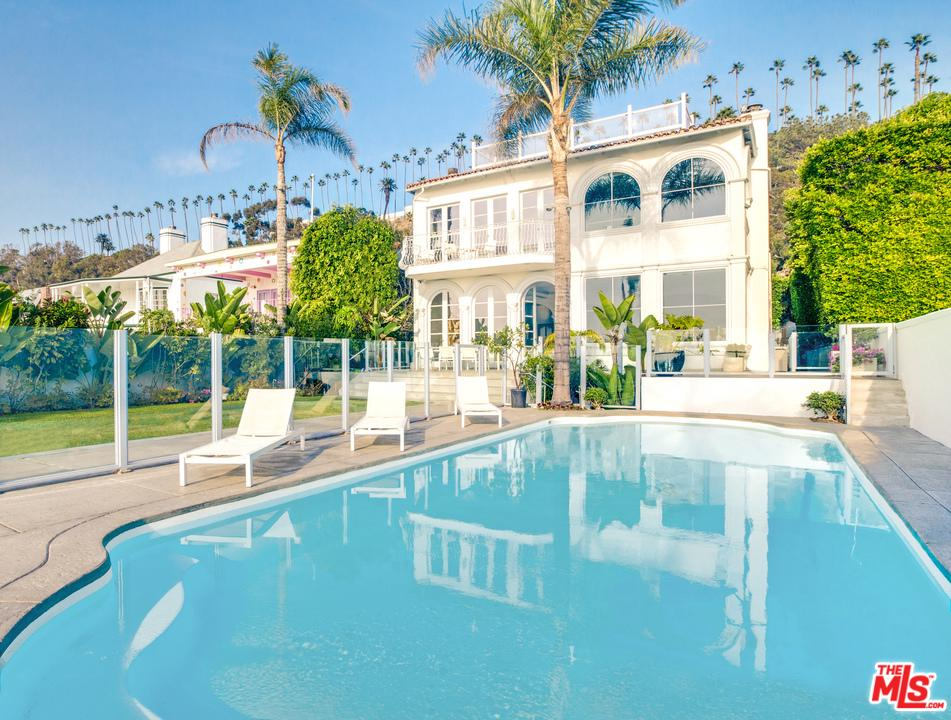 609 Palisades Beach Road Santa Monica, CA 90402