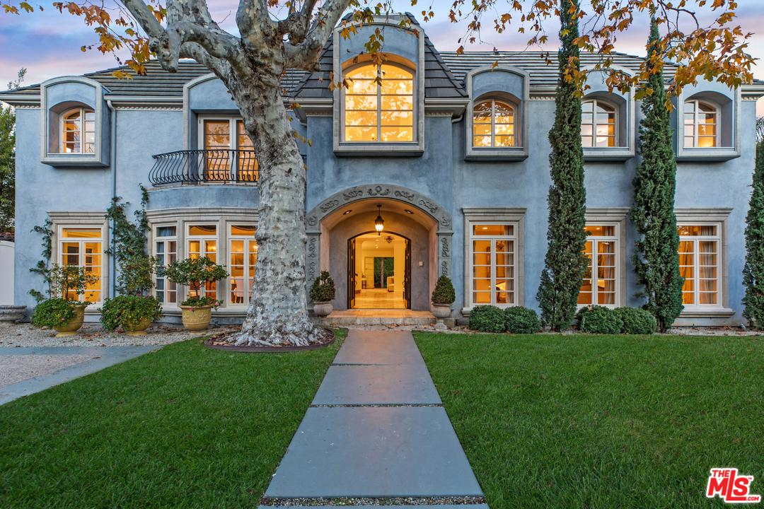 618 North PALM Drive, Beverly Hills, California