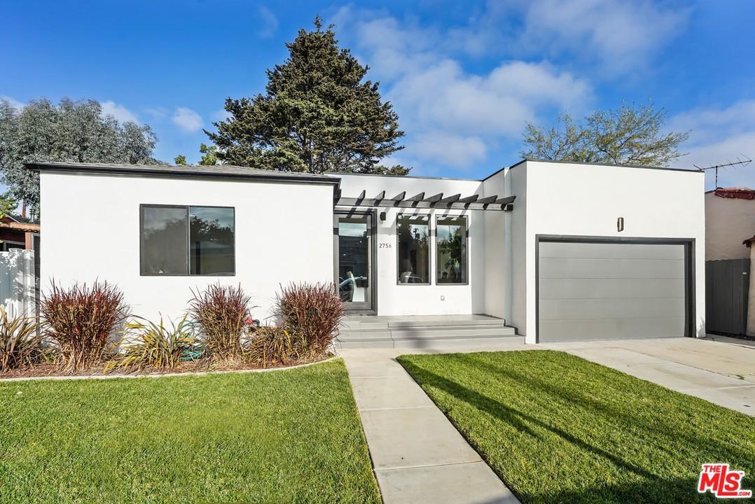 2756 South Bentley Avenue Los Angeles, CA 90064