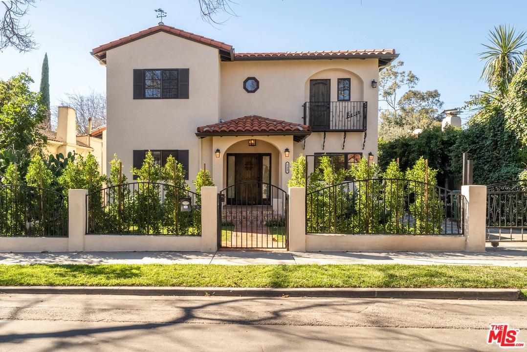 733 North Citrus Avenue Los Angeles, CA 90038