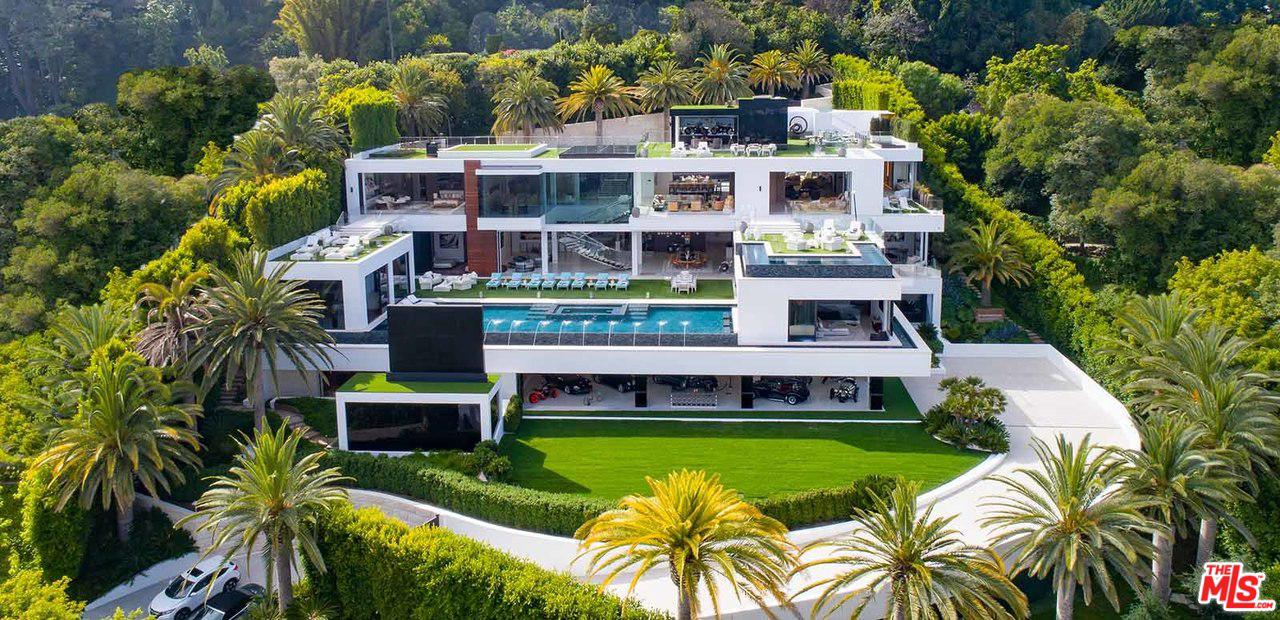 924 BEL AIR Road, Bel Air, California