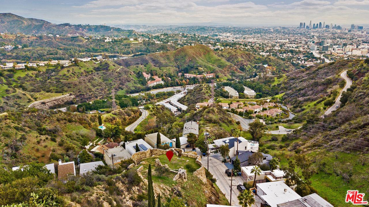 7007 PACIFIC VIEW Drive, Hollywood Hills, California
