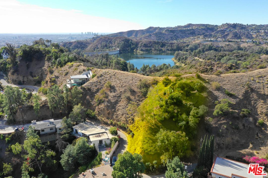 One of Hollywood Hills Homes for Sale at 2949 North DURAND Drive