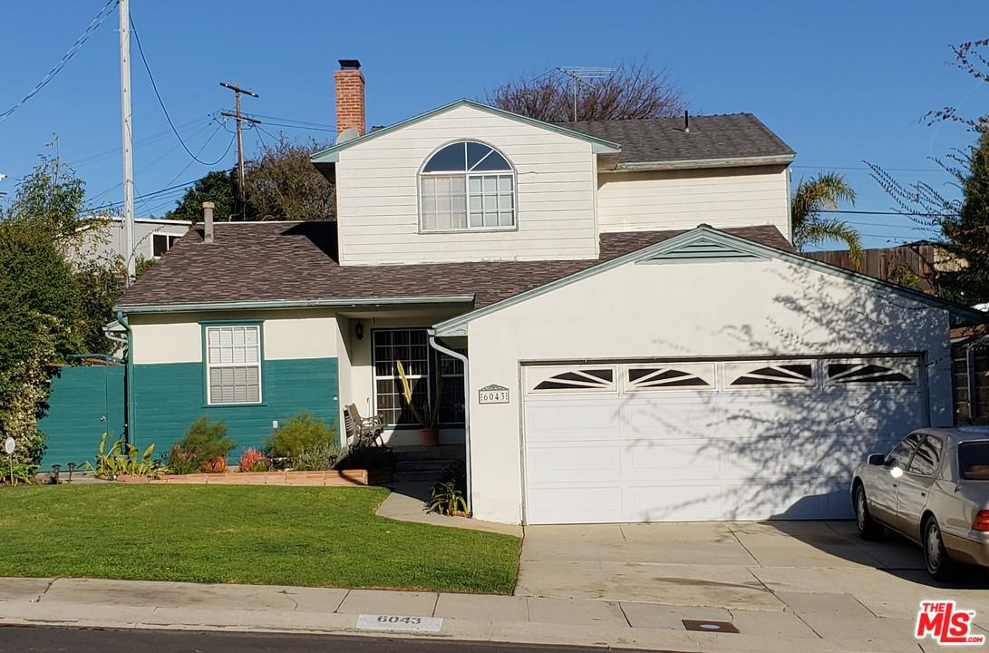 6043 West 76th Street Los Angeles, CA 90045