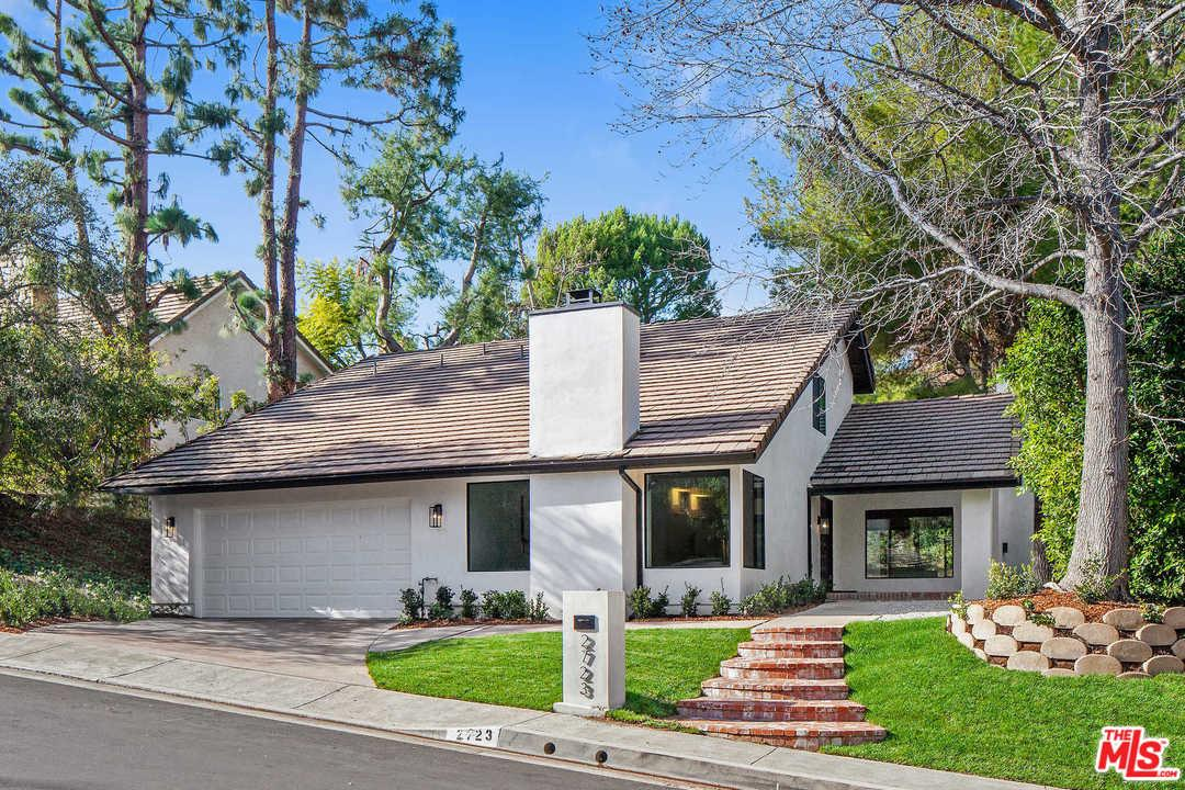 2723 BASIL Lane, Bel Air in Los Angeles County, CA 90077 Home for Sale