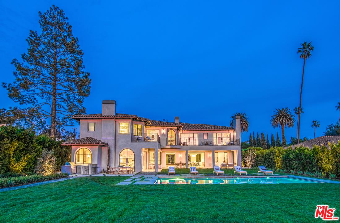 167 South ROCKINGHAM Avenue, Bel Air, California 7 Bedroom as one of Homes & Land Real Estate