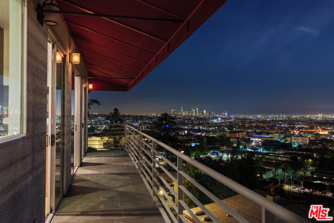 2069 North GRAMERCY Place, Hollywood Hills, California