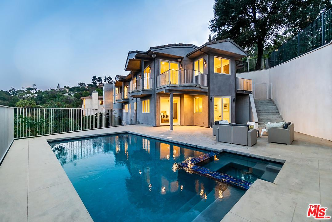 3548 MULTIVIEW Drive, Hollywood Hills, California