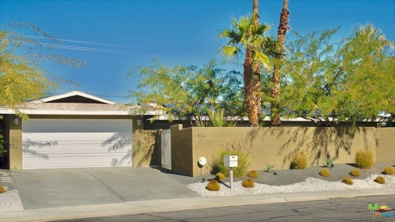 594 East Molino Road Palm Springs, CA 92262