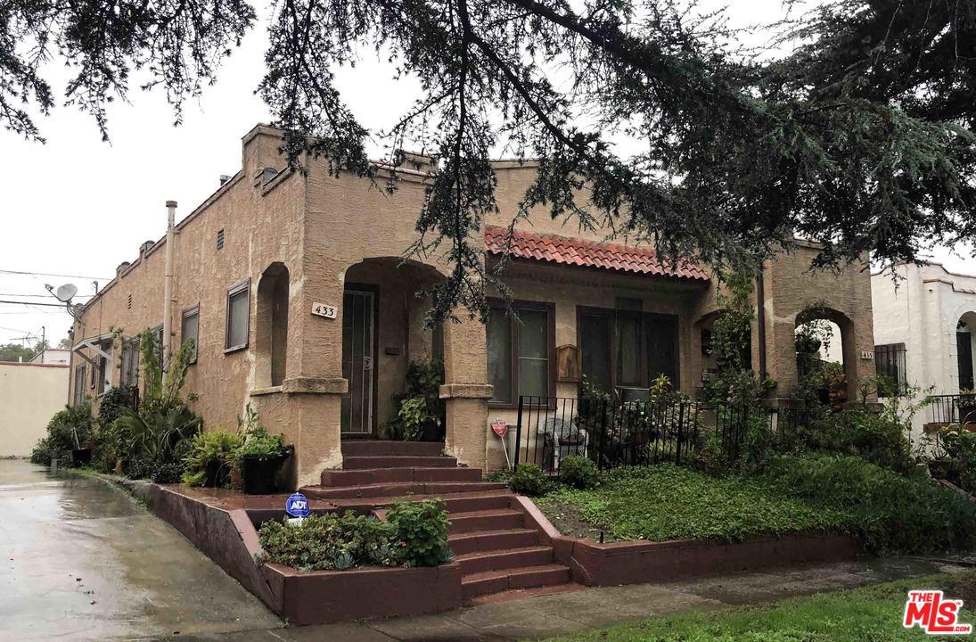433 North Norton Avenue Los Angeles, CA 90004