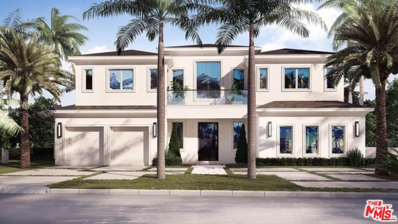 623 North REXFORD Drive, Beverly Hills, California