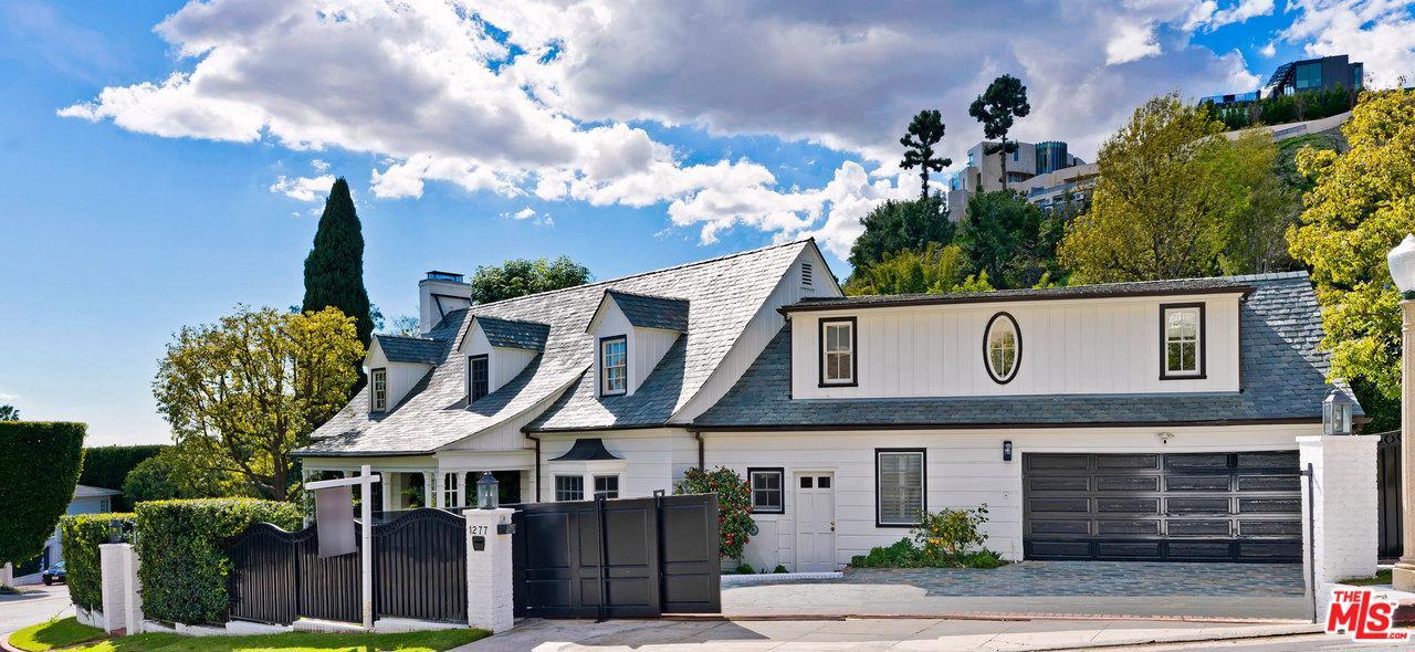 1277 Sunset Plaza Drive Los Angeles, CA 90069