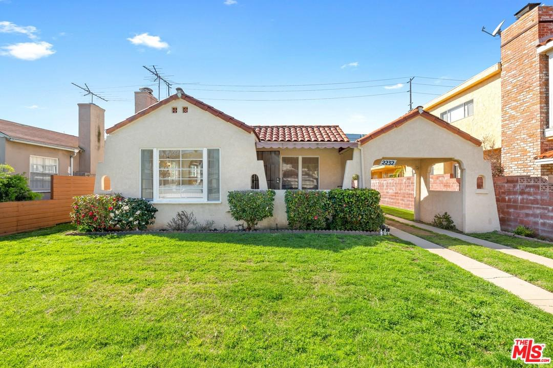2232 20TH Street 90405 - One of Santa Monica Homes for Sale