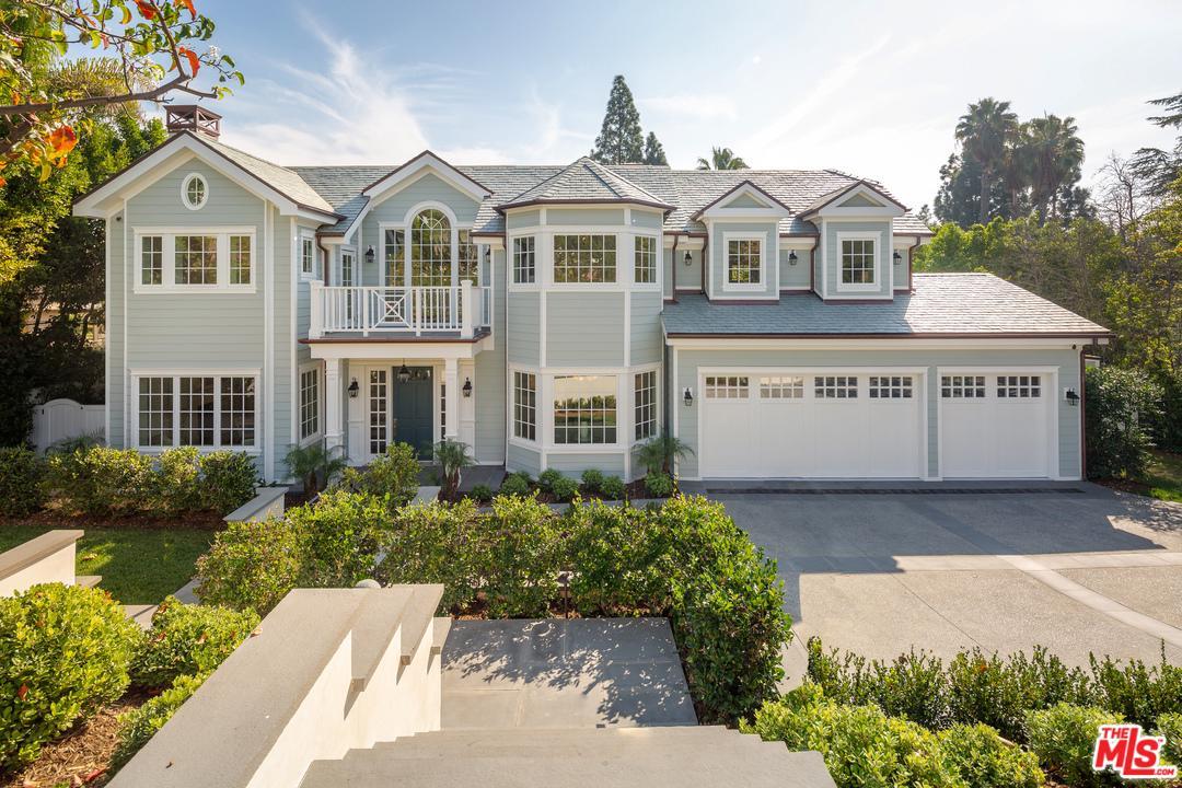1506 Sorrento Drive Pacific Palisades, CA 90272