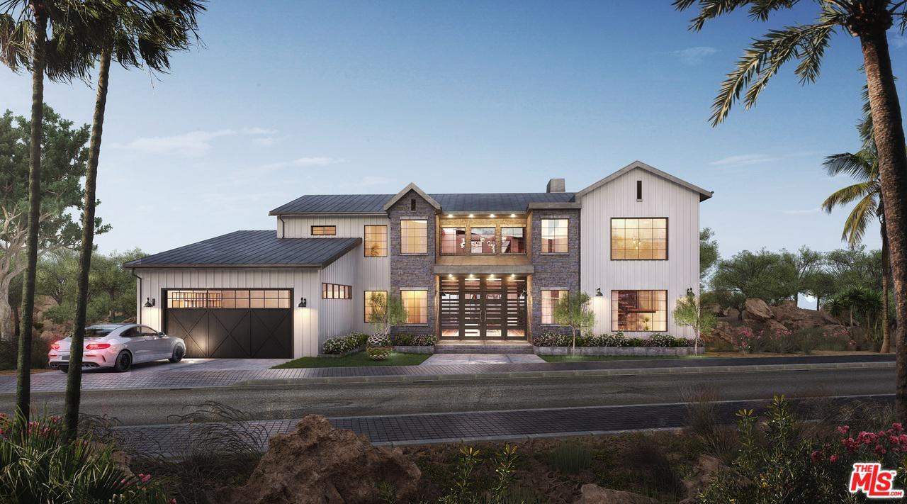2037 STRADELLA Road, Bel Air, California