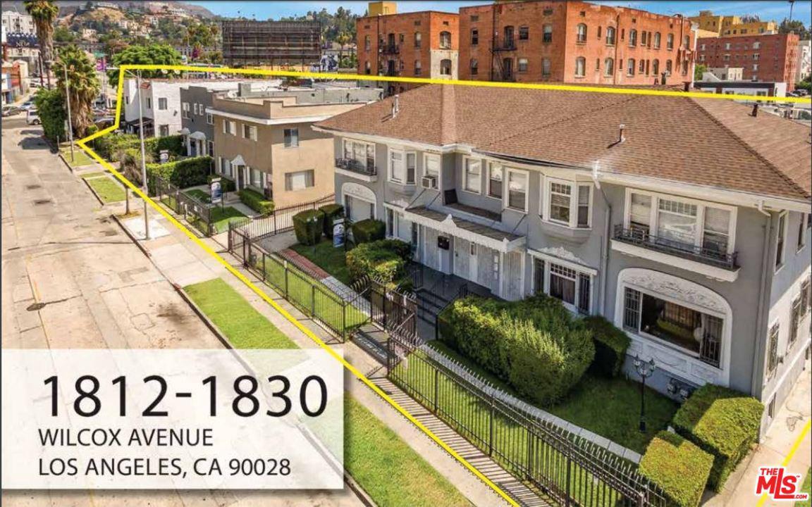 1812 WILCOX Avenue, Hollywood Hills, California