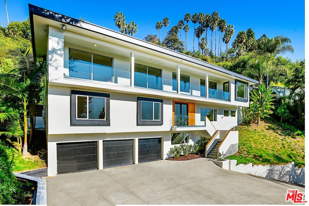 1830 North STANLEY Avenue, Hollywood Hills, California