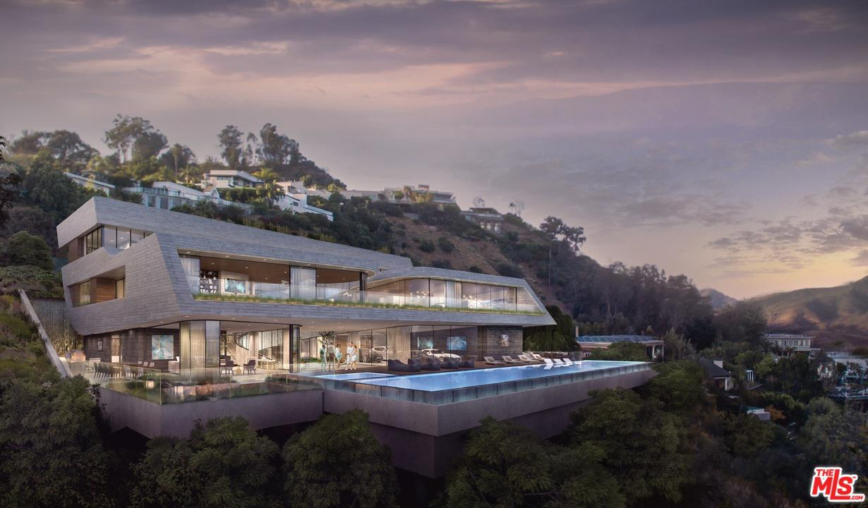 1414 DONHILL Drive, one of homes for sale in Beverly Hills